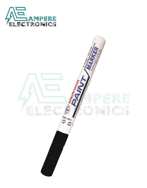 Snowman Paint Marker Pen Extra Fine Tip (For PCB Drawing)