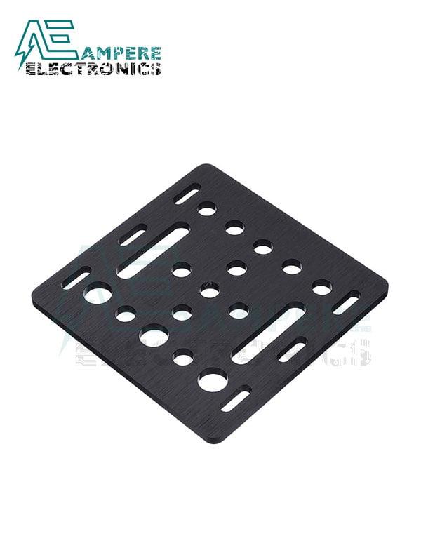 Aluminum V-Slot Gantry Plate – 65.5×65.5x3mm | Openbuilds