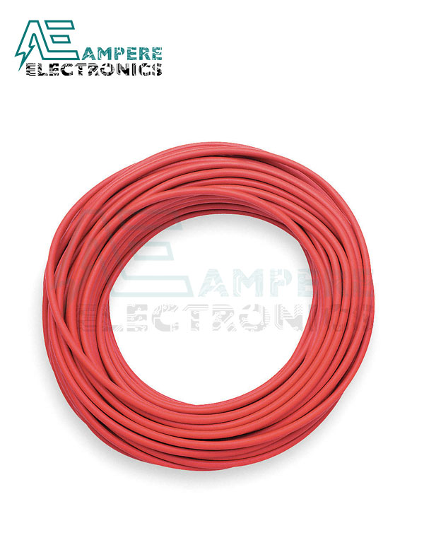 Electric Copper Wire (1mm, 18 AWG,  1 Meter) El Sewedy Electric