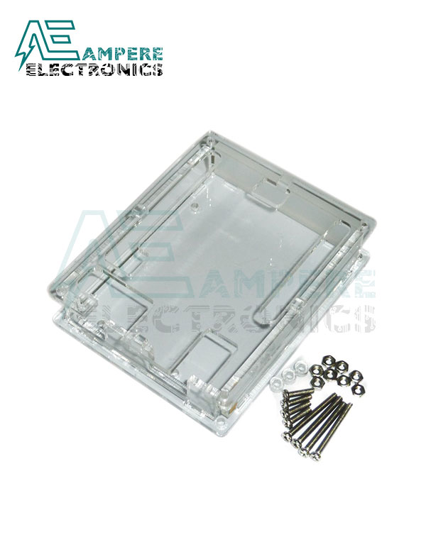 Acrylic Enclosure for Arduino UNO