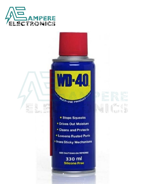 WD-40 Spray Multi-Use Lubricant Product – 330 ml