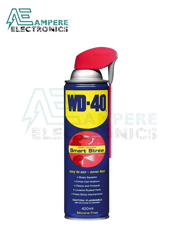WD-40 Spray Multi-Use Lubricant Product – 420 ml