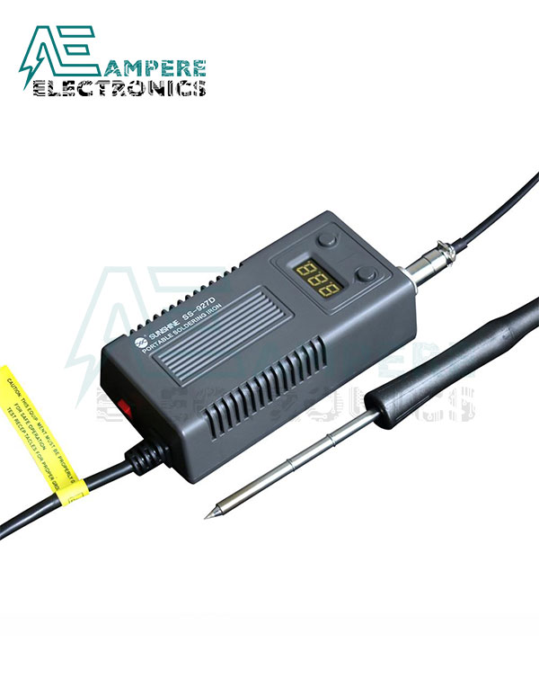 Adjustable Temperature Electric Soldering Station – Sunshine SS-927D