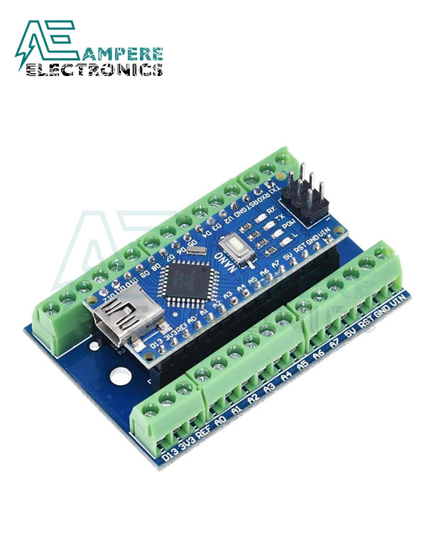 Arduino NANO Screw Terminal Expansion Board Shield