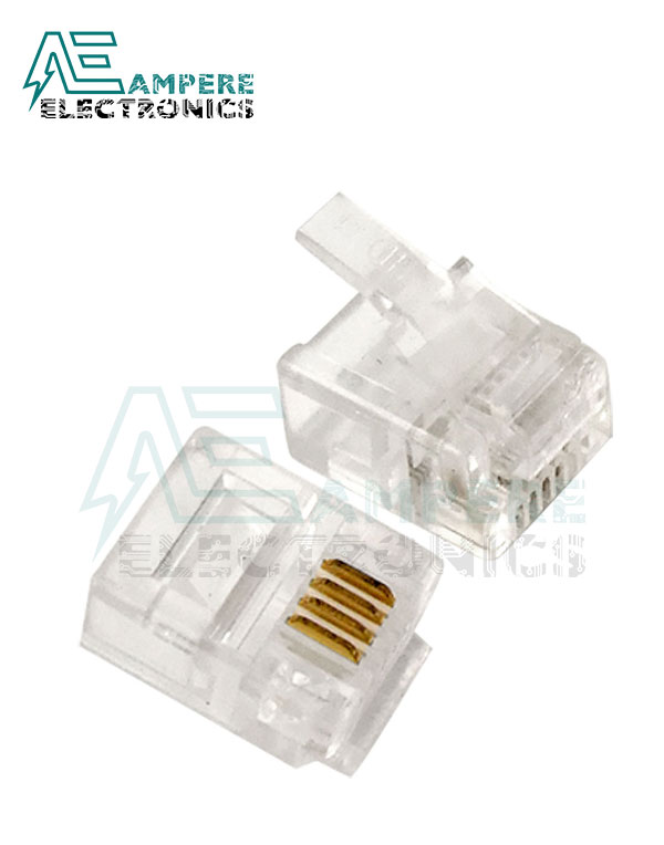 RG11 Telephone wire connector