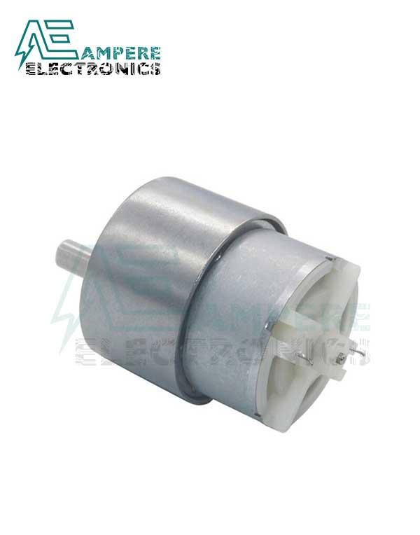 37GA500 DC Gear Motor 12V 200RPM