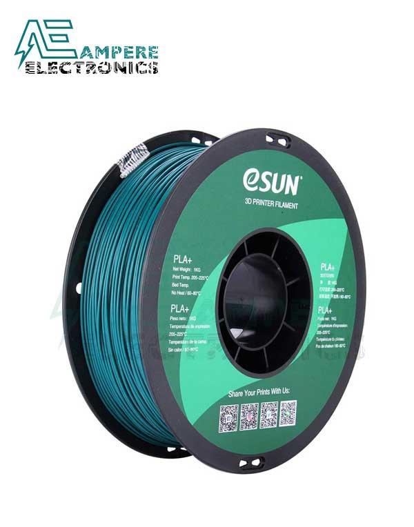 eSUN Green Color 3d Printer Filament PLA+ 1.75mm - 1kg/Roll