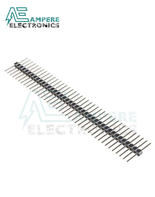 2.54mm Pin Header Male 1×40 Both side Straight Long