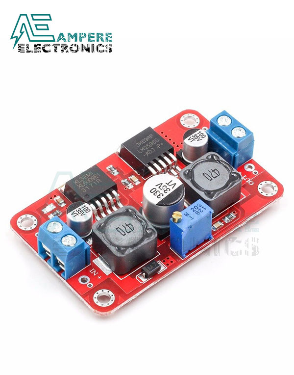 DC-DC Converter Auto Step-Up Step-Down Module