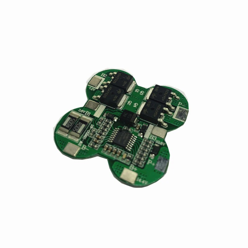 BMS 4S 20A 4 String lithium battery protection board 14.8V 18650