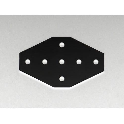 Aluminum Cross Joining Plate 3mm  | Openbuilds