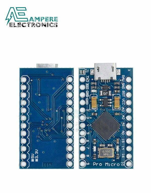 Arduino Pro Micro – ATmega32U4 5V/16MHz