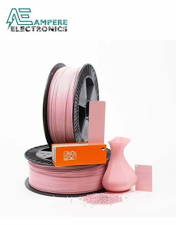 MAXWELL PINK Color PLA Filament 1.75mm – 1kg/Roll