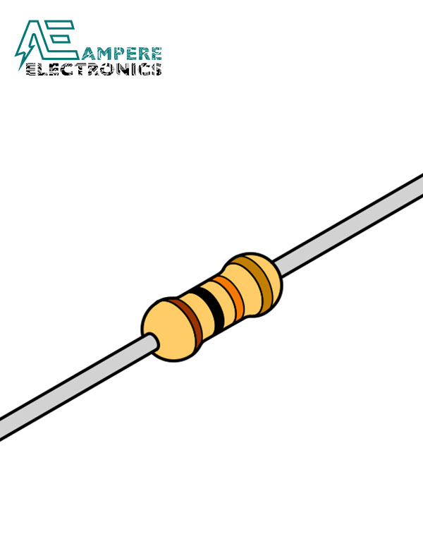 Inductor 1/4W – 1mH