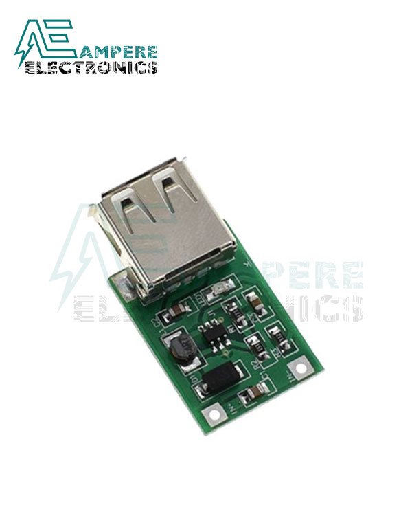 0.9-5V to 5Vdc/600mA Step-up Boost Module