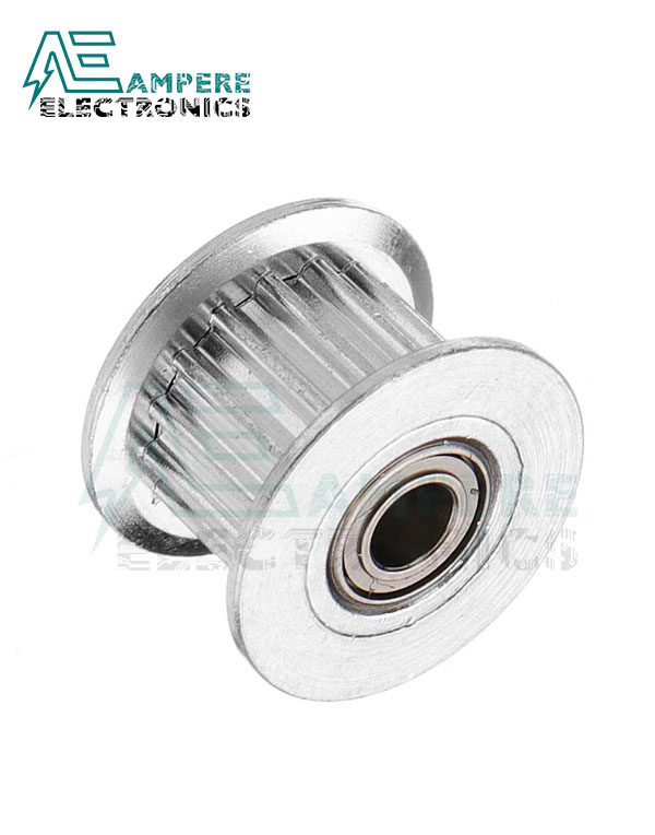 GT2 – 20Teeth 5mm Bore Idler Pulley For 10mm Width Timing Belt