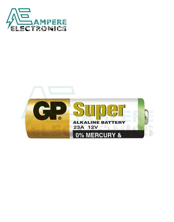 12V 23A GB Alkaline Battery for Remote Control