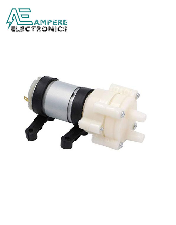 R385 Mini Aquarium Water Pump, 6-12Vdc
