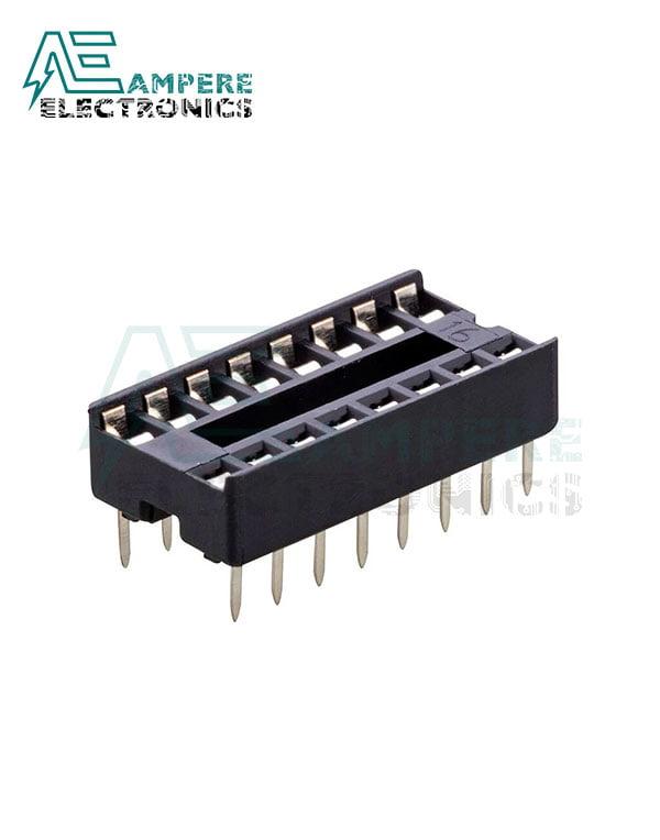 16-Pin DIP IC Socket