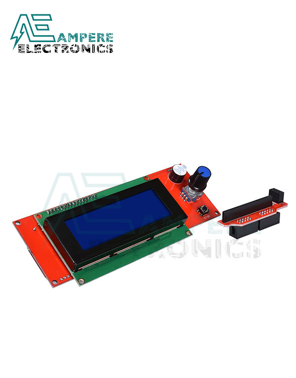 RAMPS LCD2004 3D Printer Controller with SD Card