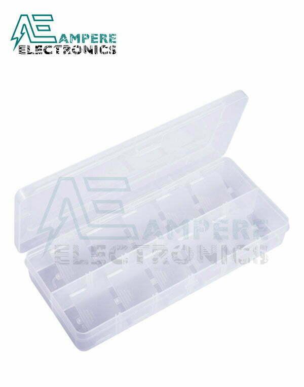 203-132F Plastic Components Box (O.D.:260x115x43.5mm)
