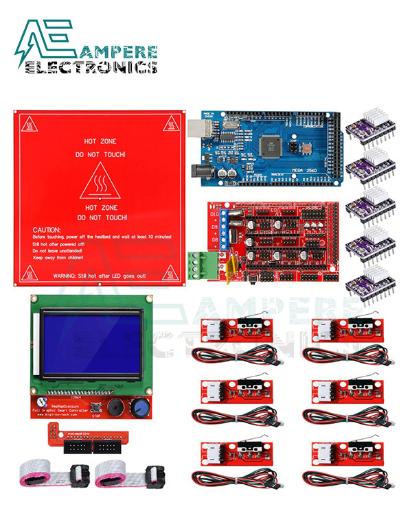 3D Printer Electronics Kit2