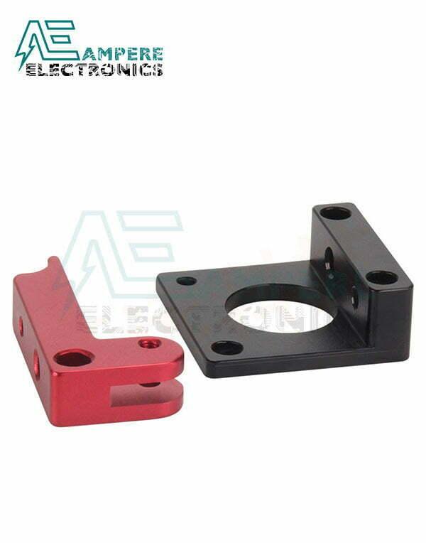 3D Printer MK8 Remote Extruder Aluminum Frame Clamp Block DIY Kit