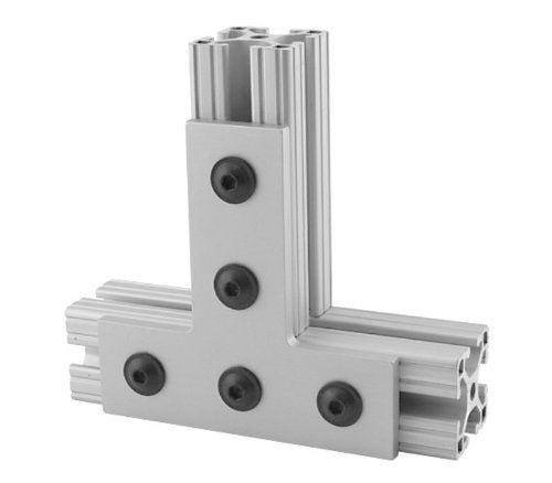 Aluminum Flat T-Joining Plate