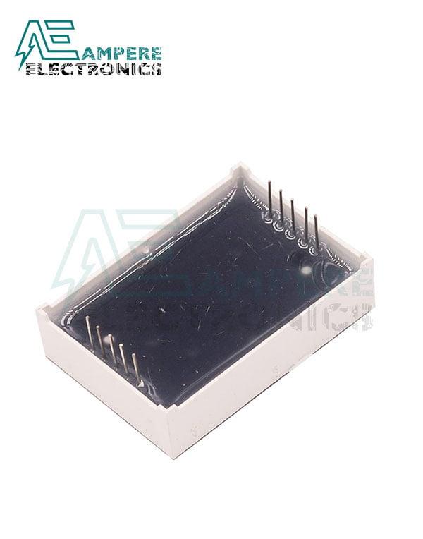 7 Segment (1X1) 0.5″ Com. Cathode