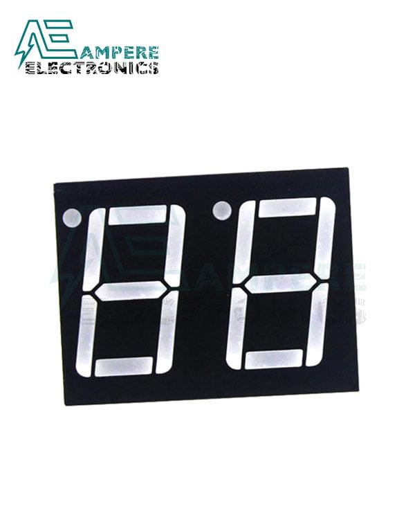 7 Segment (2X1) 0.56″ Com. Cathode