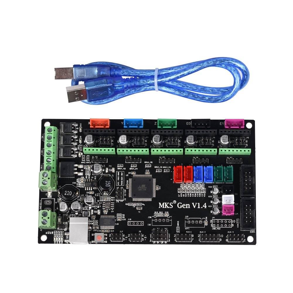 MKS Gen V1.4 3D Printer Control Board