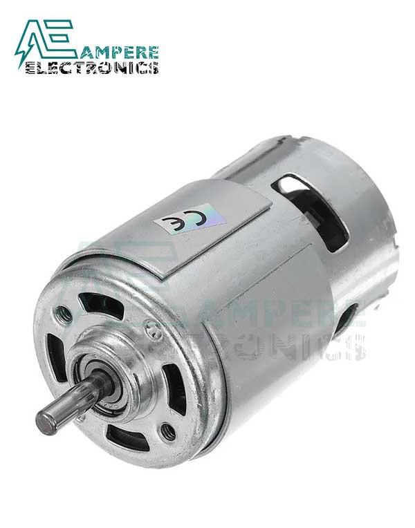 775 DC Motor 12-24Vdc 20000rpm