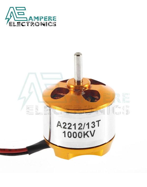 A2212/13T Brushless Motor 1000KV