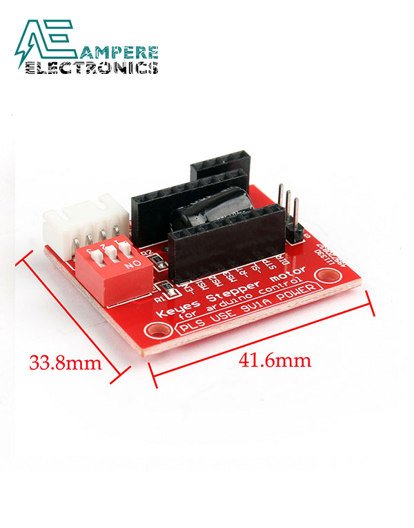 A4988 / Drv8825 – Stepper Motor Driver Expansion Board