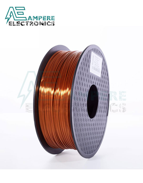 Brass Color PLA Filament 1.75mm – 1kg/Roll