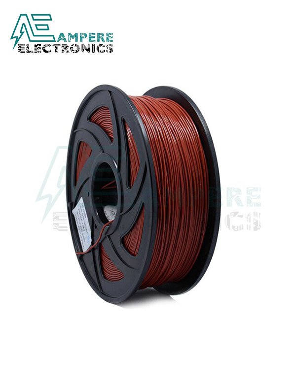 Brown Color PLA Filament 1.75mm – 1kg/Roll