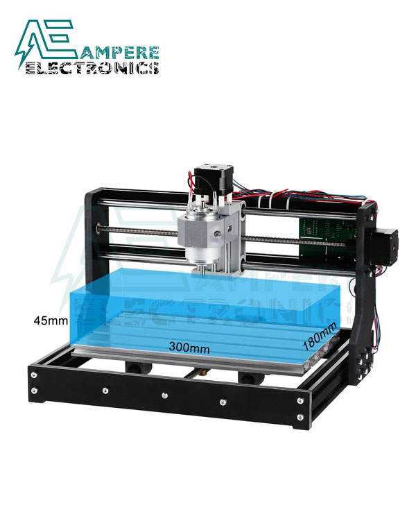CNC 3018 PRO Engraver Machine for Wood PCB PVC CNC Router Machine