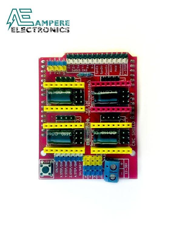 CNC Shield V3.0 For Arduino Uno