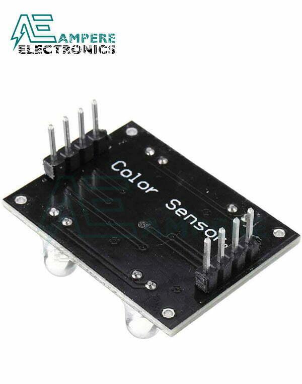 Color Sensor Module (TCS3200/TCS230)
