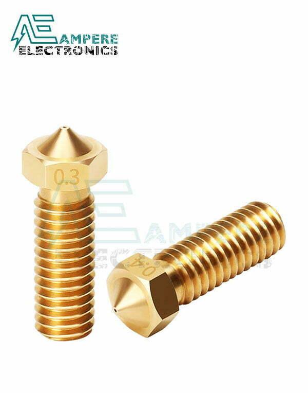 E3D V5 V6 Volcano Copper Nozzle For 1.75mm Filament