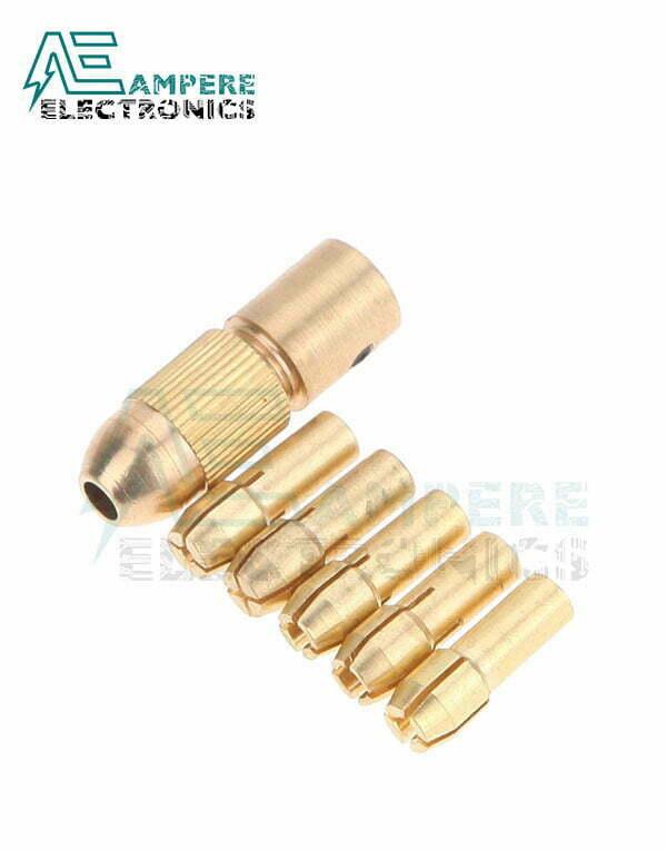 DIY Mini Electric Drill Set 7 pcs 2.0mm