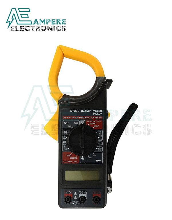 DT266 – Digital Clamp Meter