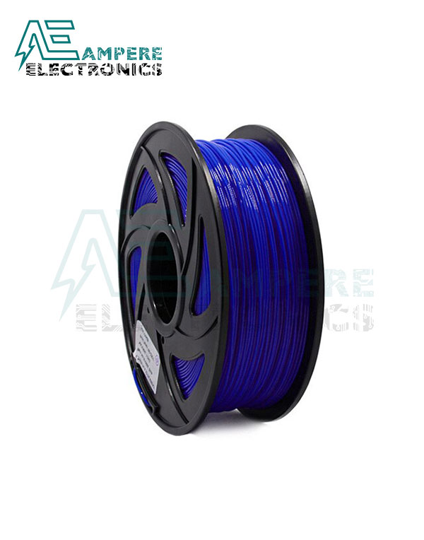 DARK BLUE Color PLA Filament 1.75mm – 1kg/Roll