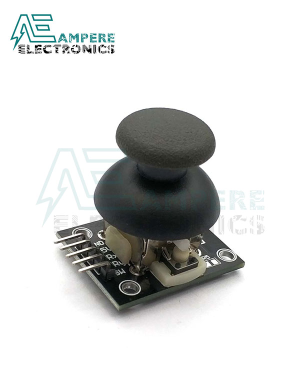 Dual Axis PS2 Joystick Module For Arduino