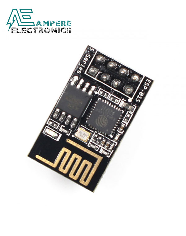 ESP8266 ESP-01S WiFi Serial Transceiver Module