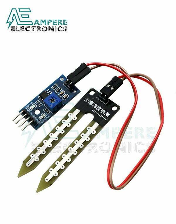 FC-28 Soil Moisture Sensor Module 3.3-5Vdc