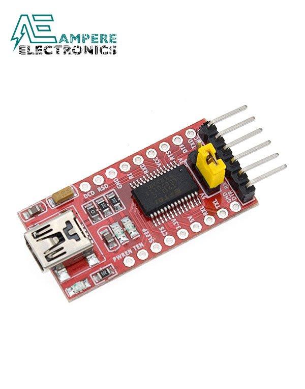 FTDI FT232RL USB to TTL Converter Module