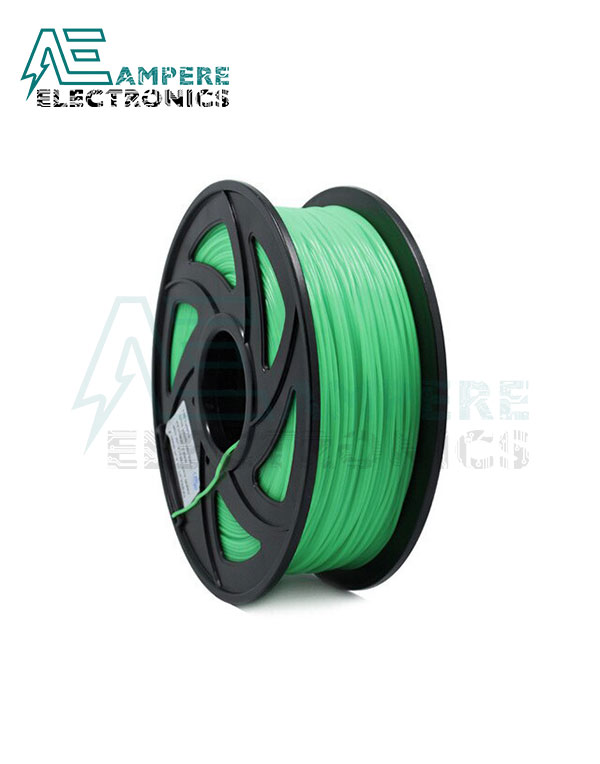 Flue Green Color PLA Filament 1.75mm – 1kg/Roll