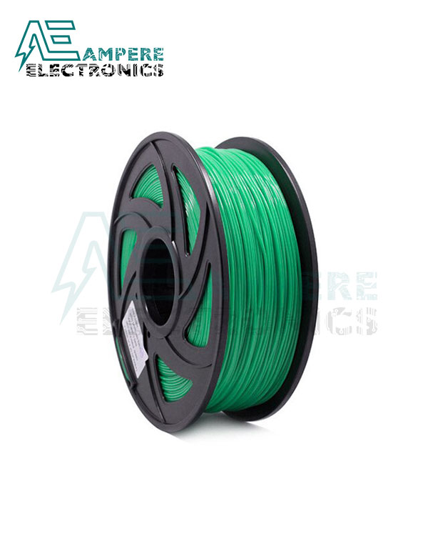 GREEN Color PLA Filament 1.75mm – 1kg/Roll