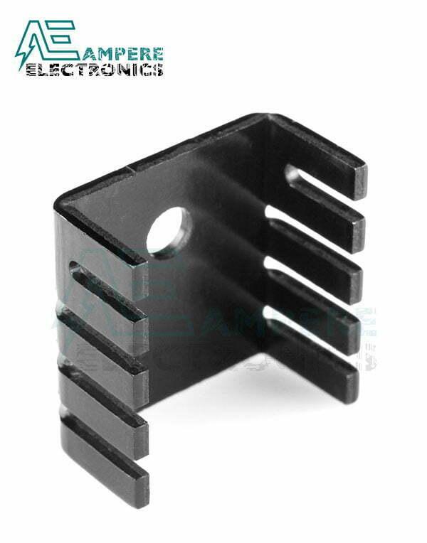 Heatsink TO-220 (20x15x10mm)